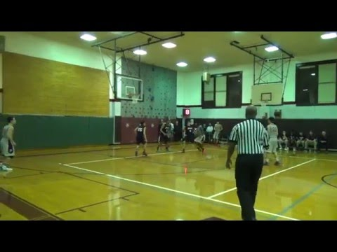 Blake Martin Basketball Mix 2015-2016 - Packer Collegiate Institute