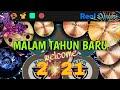 Dj Malam Tahun Baru  Culik Janda Muda Mashup Lagu Tik Tok Viral Real Drum Cover  Mp3 - Mp4 Download