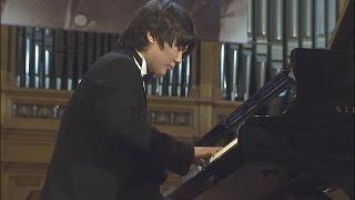 Seong-Jin Cho - Liszt Après une lecture du Dante: fantasia quasi sonata, S.161, No. 7 (2011)