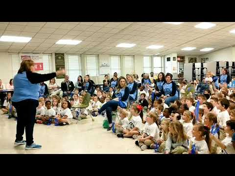 St. Charles Elementary School celebrates its national recognition