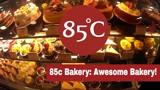 85 Degrees Bakery: Awesome Bakery Baked Breads, Desserts, and Drinks