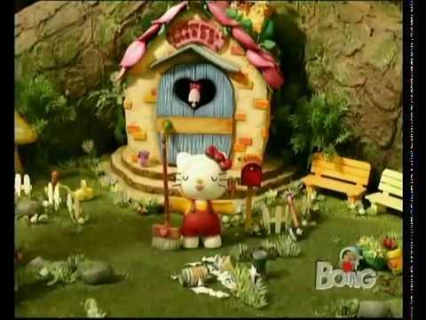 Il villaggio di hello kitty sigla youtube - Casa hello kitty ...