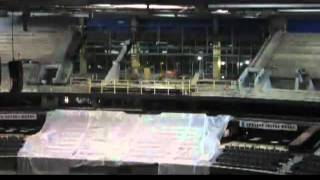 Tampa Bay Times Forum Organ Time-Lapse