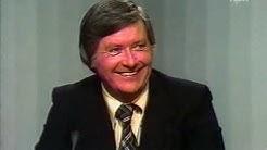 Was bin ich, Robert Lembke - ganze Folge von 1976. Mit Emil Steinberger.