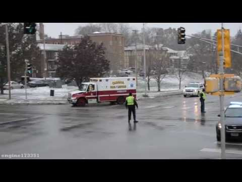 Omaha Fire & Rescue- Medic 34 Transports Ebola Patient