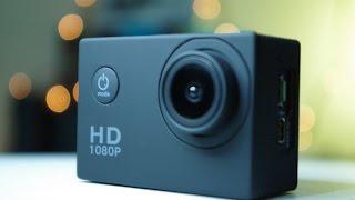 ANÁLISIS DE CÁMARA SPORTS DV HD 1080P SJ4000