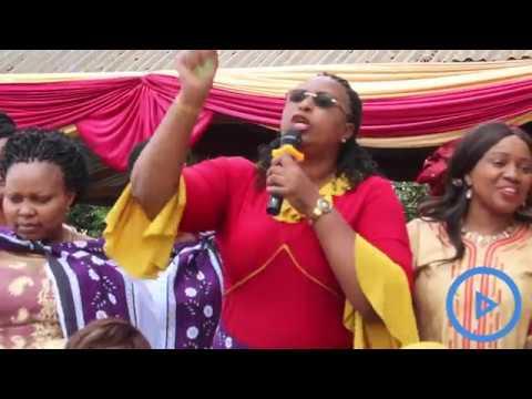 MP Jumwa attacks President Uhuru for the CAS' appointments like Rachel Shebesh