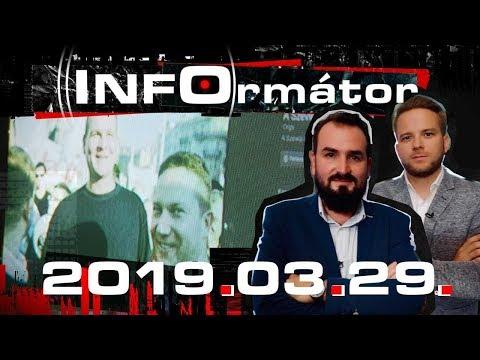 Informátor 2019-03-29 - ECHO TV