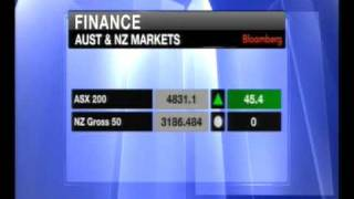 Sky News Au - Market Wrap Music Blooper (News Night Theme)