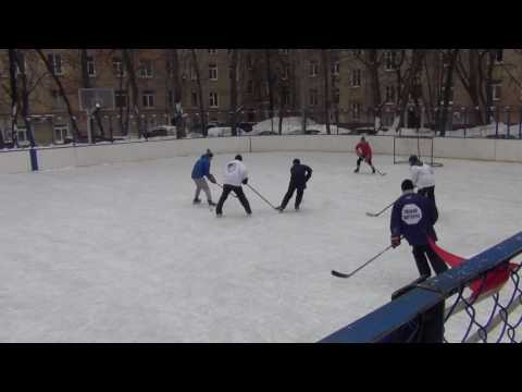 Хоккей на Ленинском 72