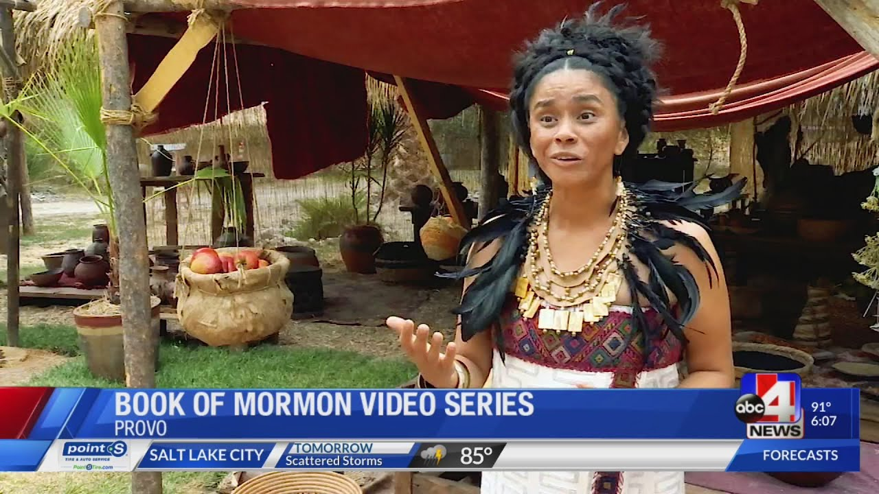 New Book of Mormon video series to be released Sept. 20th