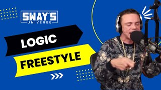Logic Kills the 5 Fingers of Death Freestyle on Sway in the Morning | Sway's Universe