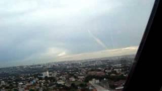 Acidente de Avião Rasante na Torre do Aeroporto de Goiânia