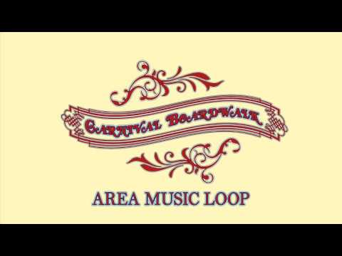 Carnival Boardwalk Area Music Loop
