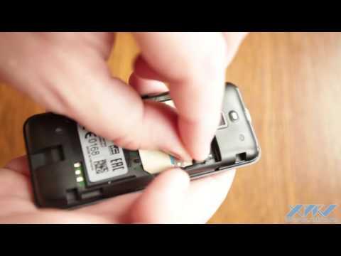 Как вставить симку в телефон нокиа