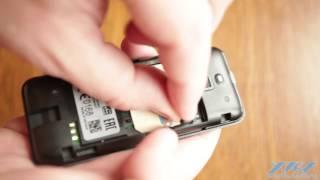Як вставити SIM-карту в Nokia 130 (XDRV.RU)