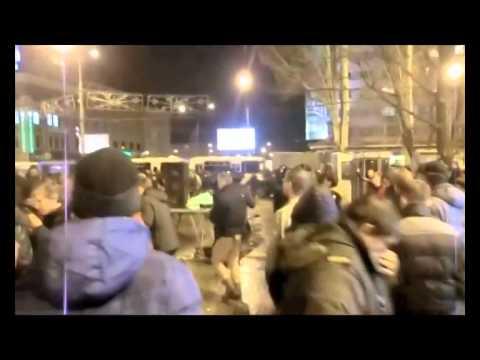 Украина. Хроника преступлений. Донецк, 13 марта 2014 года
