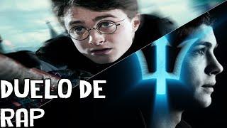 Harry Potter VS Percy Jackson | Duelo Rap