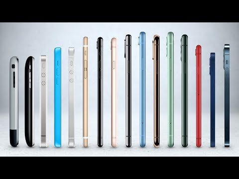 History of the iPhone - Apple Explained