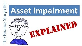 Asset impairment explained