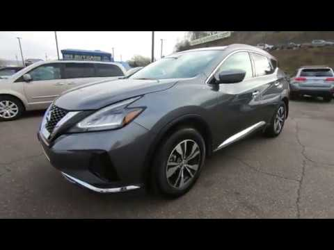2019 Nissan Murano AWD SV - Used SUV For Sale - St. Paul, MN