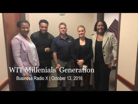 Business Radio X Interview: Millennials in Tech
