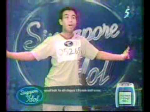 Kelvin Sim - The Lemon Tree Guy on Singapore Idol