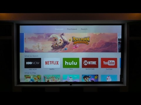 Hands-On With the New Apple TV: A Look at the tvOS App Store