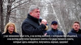 Обновленный Шишкинский бульвар в Челнах  Магдеев рассказал, как спас участок от застройки