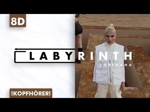 8D AUDIO | Loredana – Labyrinth