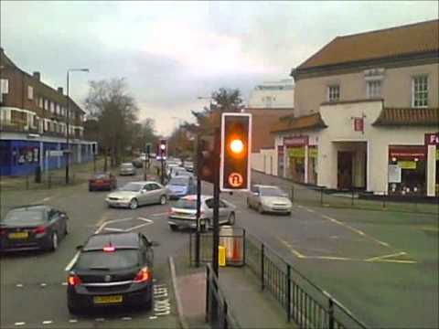 Route 157: Crystal Palace - Morden