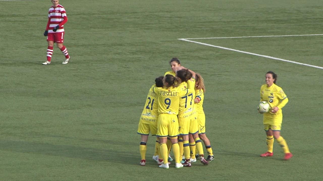 ChievoVerona Valpo - Florentia 5-0