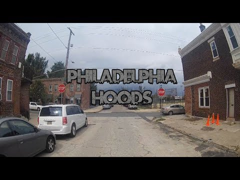 PHILADELPHIA HOODS | Port Richmond Pt.3