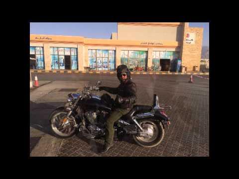 amman riders  رحله عمان رايدرز الي رم والعقبه  7/11/2014