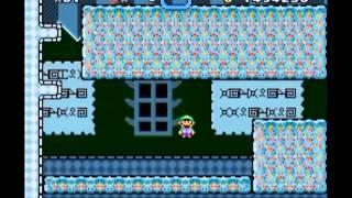 Super Mario Infinity 2 - 49 - EARTHQUAKE EARTHQUAKE EARTHQUAKE