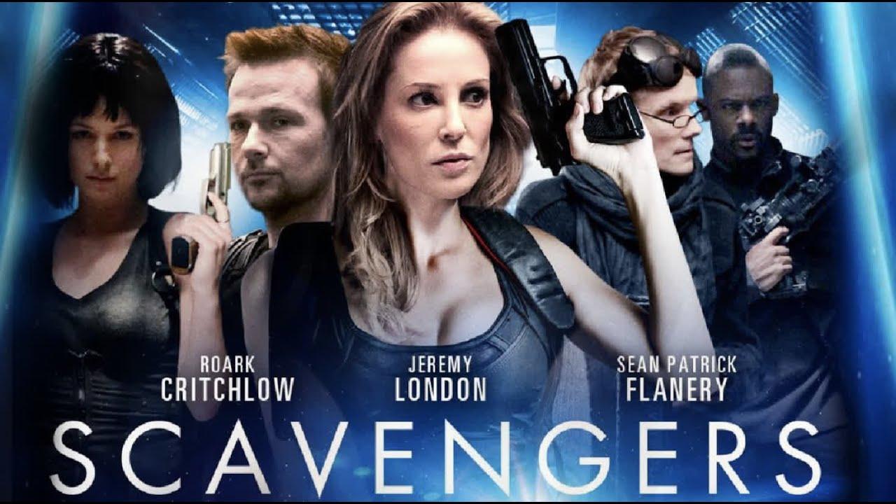 Scavengers   Action Movies 2020 Hindi   Hollywood Movies In Hindi Dubbed