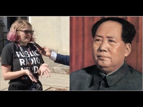 Walton And Johnson - Video: College Kids Are Asked About Commie-China, Their Answers Are Scary