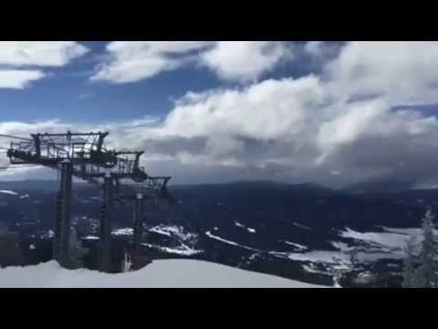 Angel Fire Ski Resort Chile Express Ski Lifts and Dreamcatcher Chairlift/Tubing Hill
