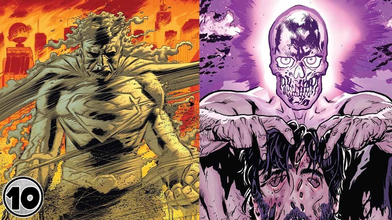 Top 10 Superman Villains You've Never Heard Of - Part 2