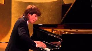 Ilya Kondratiev plays J.Haydn Sonata E-flat major Hob.52
