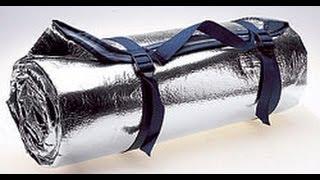 Aliexpress: Пол для палатки теплый, 2х2 м.(Специальная подстилка для платки. Удерживает тепло внутри, не дает влаге от почвы попасть внутрь палатки...., 2013-11-03T15:53:03.000Z)