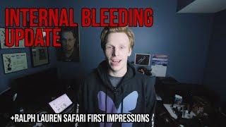 Internal Bleeding + Ralph Lauren Safari First Impressions
