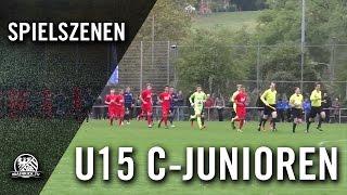 FSV Frankfurt - Eintracht Frankfurt (U15 C-Junioren, Regionalliga Süd) - Spielszenen | MAINKICK.TV