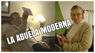 ABUELA MODERNA