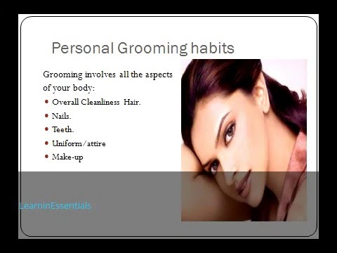 What Is Personal Grooming In 8 Steps