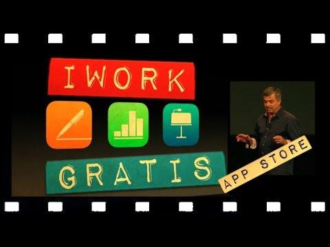 iwork gratis