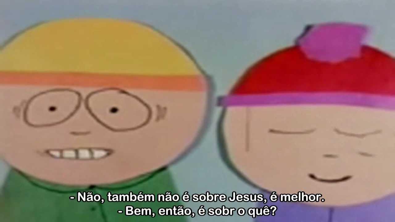 The Spirit of Christmas(1992) - Jesus vs Frosty[Legendado] - YouTube