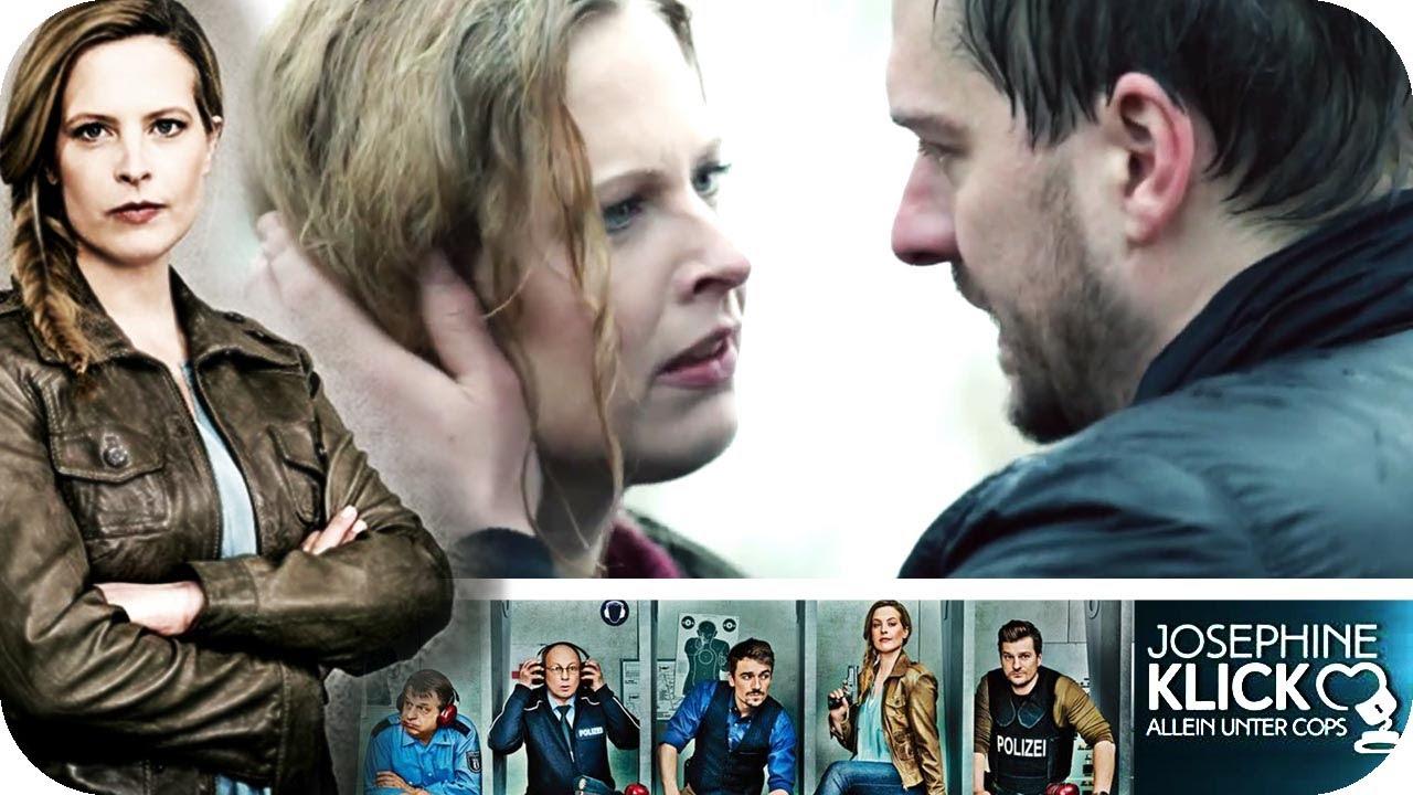 Josephine Klick - Allein unter Cops S01 F06 Kann Fritz Josephine noch retten?