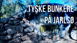 Tyske bunkere på Jarlsø