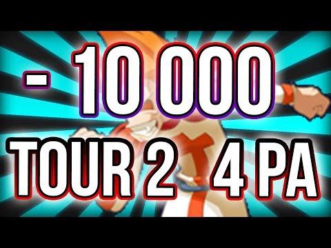 10 000 DEGATS T2 POUR 4 PA - DOFUS